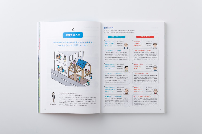 OSAKA COLLEGE OF TECHNOLOGY GUIDE BOOK 2016
