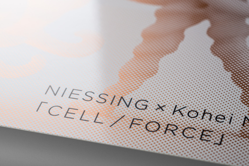 "NIESSING+Kohei Nawa  ""CELL / FORCE"""