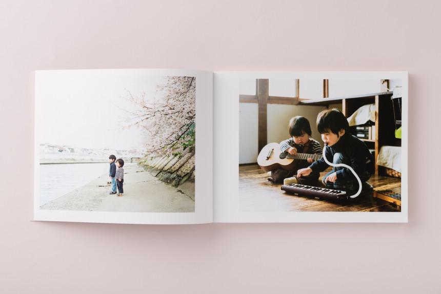 Haru and Mina | Hideaki Hamada