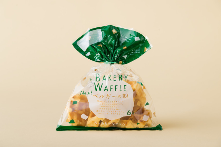 PETITE MADELEINE & BAKERY WAFFLE